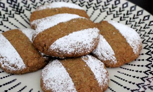 Rosmarin-Zitronen-Cookies
