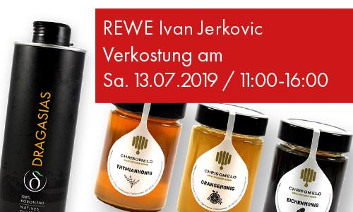 Verkostungstermin 13.07.2019 - Dragasias Foods