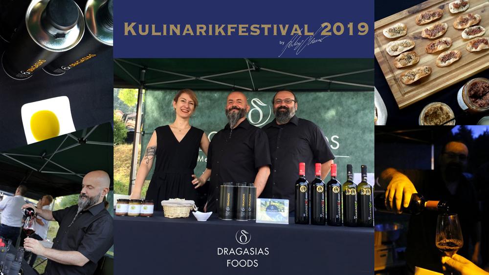Kulinarikfestival 2019 by Ludwig Maurer   Dragasias Foods  