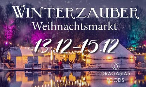 Gans am Wasser - Winterzauber Weihnachtsmarkt | Dragasias Foods