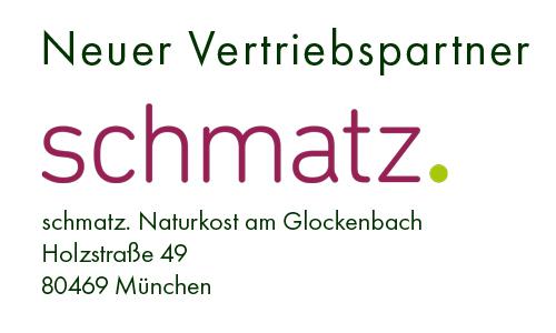 Neuer Vertriebspartner im Glockenbachviertel | .schmatz | Dragasias Foods