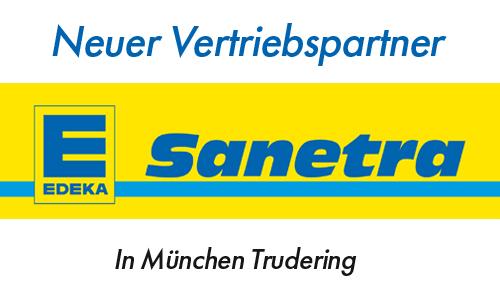 Neuer Vertriebspartner Edeka Sanetra in Trudering | Dragasias-Foods