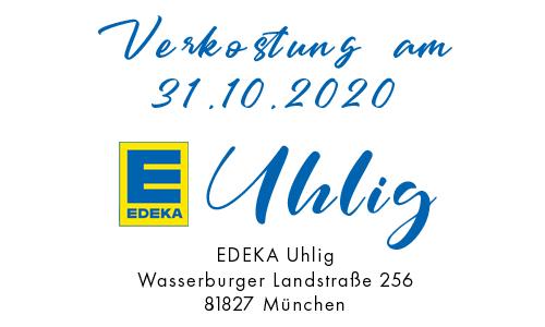 Verkostungstermin 31.10.2020 - Dragasias Foods &EDEKA Uhlig in Trudering